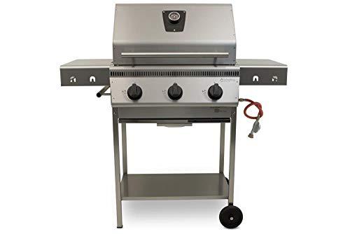 Schickling Gasgrill Edelstahl PremioGas II Barbecue