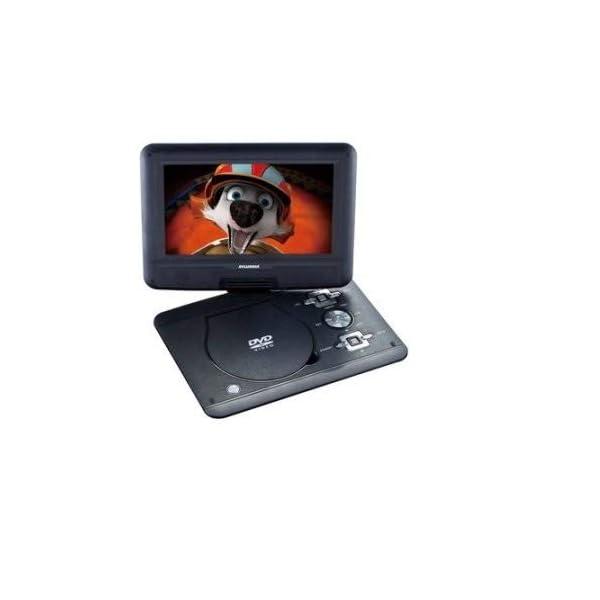 ONN ONA16AV009 10-inch Portable DVD Player (Renewed) 3