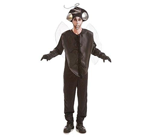 Disfraz de Mosca negra para hombres