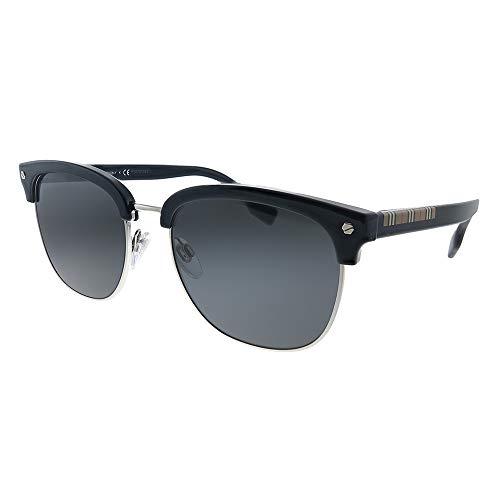 BURBERRY Gafas de sol BE4317 300187 Gafas de sol hombre color Negro gris tamaño de lente 55 mm