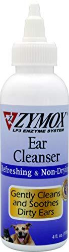 Zymox Ear Cleanser 4oz Bottle