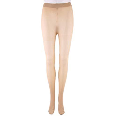 Greatangle Moda Mujer Sexy Slim Stretch Stirrup Leggings Pantalón de tacón Abierto Encantador Sexy Adecuado para Cualquier Estilo de Color de Piel QX81503