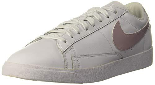 Nike W Blazer Low Le, Scarpe da Fitness Donna, Multicolore (White/Particle Rose-105), 39 EU