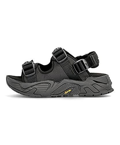 [ワイルドシングス] メンズ スポーツ サンダル 限定モデル クッション性 カジュアル デイリー トラベル アウトドア ウォーキング 106201 ブラック 26.5cm