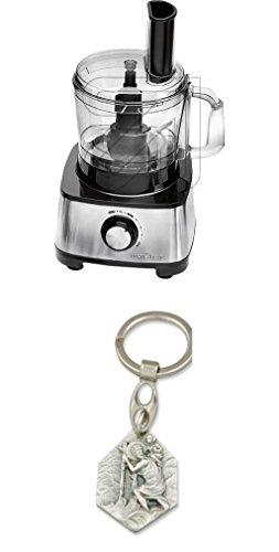 Küchenmaschine PC-KM 1063 Proficook mit Anhänger Hlg. Christophorus