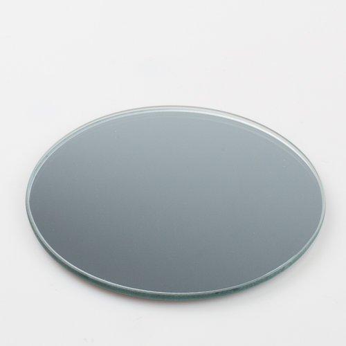 Eastland 5' Round Centerpiece Table Mirror Set of 12