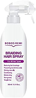 Bobos Remi Braiding Hair Spray 300ml