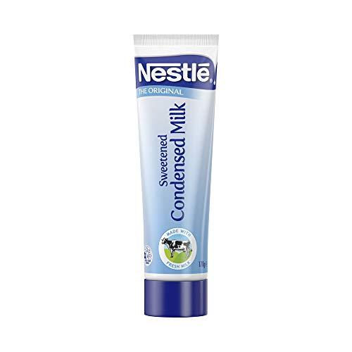 Nestle tubo di latte condensato