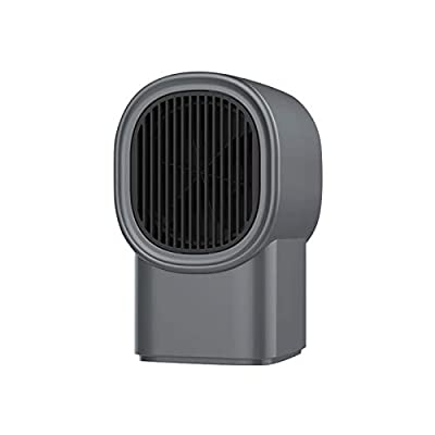 OWSOO Space Heater,Heating Fan,Electric Heater,Mini Electric Heater,Portable Home Warmer,Fast Heating Fan,50HZ Desktop Warm Air Blower Radiator for Winter Household