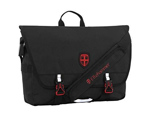 Ellehammer Laptoptasche/Notbooktasche, Farbe schwarz