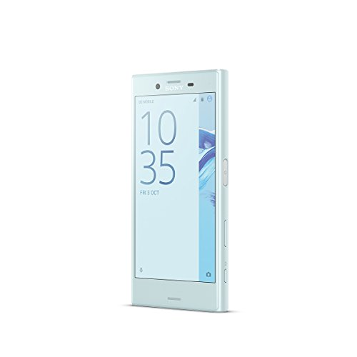 Sony Xperia Xcom Pact Smartphone (11,7cm (4,6'), 32Go, Android 6.0) Blanc [Import Allemagne]