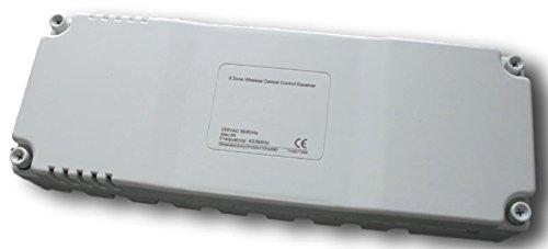 SM-PC®, Digital Wireless 8fach Empfänger Regelklemmleiste für Funk Thermostat #790