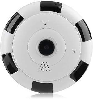 Galaxy Retails Home Security Camera 360 Degree Fish Eye Lens IP Camera WiFi Baby Monitor WiFi Camera