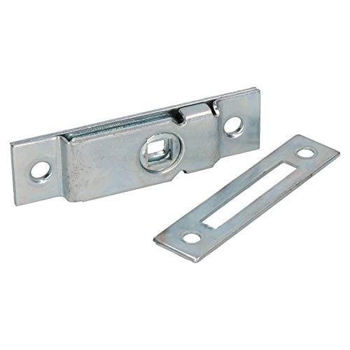 Pestillo puerta y armario con plato de cerradero de acero - tráiler y caballo