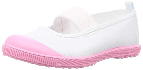 Achilles HCB 5200 Ballet Indoor Shoes, Made in Japan, 5.9 - 11.0 inches (15 - 28 cm), 2E - pink