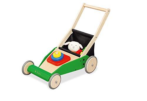 Pinolino 269483 Klaas - Cochecito de bebé (4,1 kg), color verde