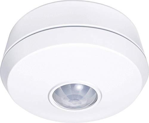 GEV Decken-Präsenzmelder 360° LAB 18709, 230 V, weiß