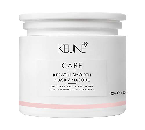 Keune Care Treatment Keratin Smoothing Masker 200ml Nieuw design