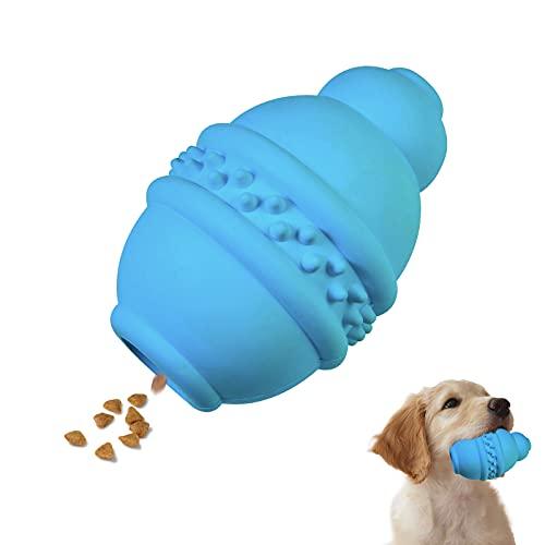 DSHZHM Juguetes para Masticar Perros , Pelotas interactivas para Perros, Caucho Natural, Juguete para Mascotas Indestructible,Juguetes para Perros Resistentes de Razas Medianas y Grandes