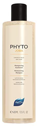 2er Feuchtigkeitsspendendes Shampoo Phyto Phytojoba für trockenes Haar 400 ml