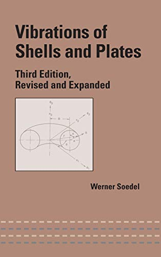 Vibrations of Shells and Plates (Mechanical Engineering)