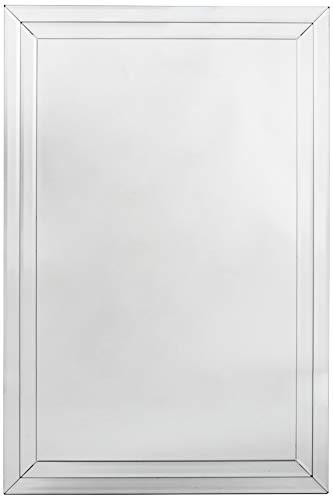 Premier Housewares 1101287 Specchio da Parete, Argento