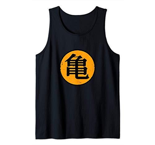 Roshis Gym Dragon Kame Friki Camiseta sin Mangas