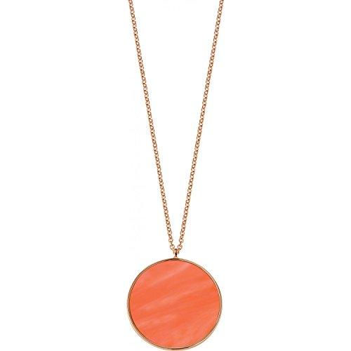 Morellato Collana Perfetta Collection Argento 925 Rosè Gold - SALX11 Orange