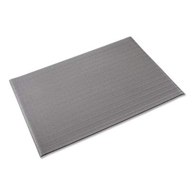 Ribbed Vinyl Super popular specialty store Anti-Fatigue Mat 24 Pack Gray Dedication 36 6 x