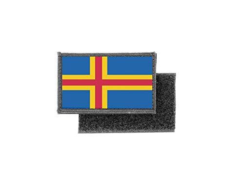 Aufnäher patch aufbügler gedruckt flagge fahne aland