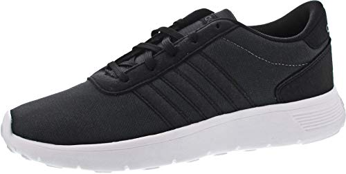 adidas LITE Racer K Walking-Schuh, Mehrfarbig Core Black Core Black Grey Six F35545, 35 EU
