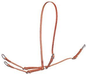 Weaver Harness Leather Running Martingale Horse Tack
