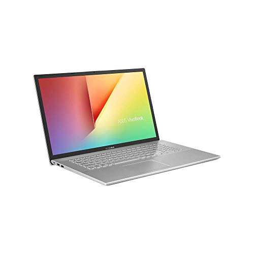 ASUS VivoBook 17 F712FA (90NB0L61-M06900) 43,9 cm (17,3 Zoll, HD+, matt) Notebook (Intel Core i3-8145U, Intel UHD-Grafik 620, 8GB RAM, 256GB SSD, Windows 10) Transparent silver