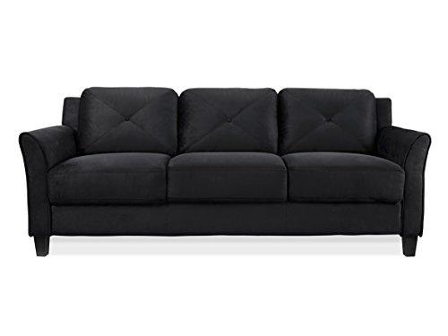 Lifestyle Solutions Micro-Fabric Sofa