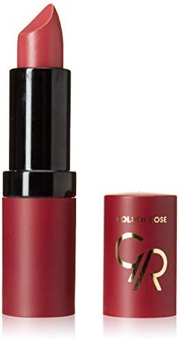 Golden Rose Velvet Matte Lipstick - 12 - Contessa Red by Golden Rose