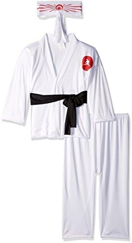 RG Costumes Karate Boy Costume, White, Small