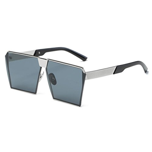 OverDose OverDose Unisex Sommer Frauen Männer Moderne Modische Spiegel Polarisierte Katzenauge Sonnenbrille Brille Damensonnenbrille Herrensonnenbrille (J)