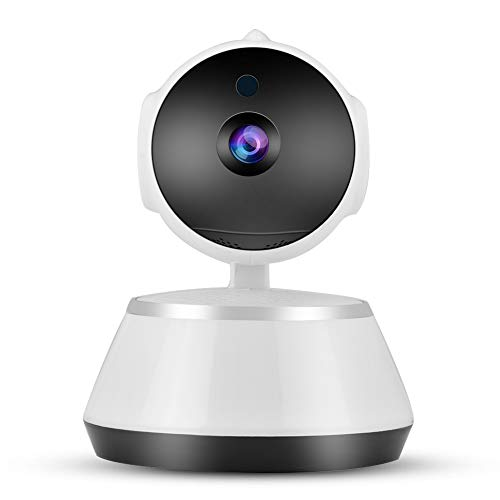 Cámara Cámara de vigilancia Cámara de seguridad Digital Baby Monitor, WiFi Security Para El Hogar 1080P Audio Sistema De Alarma Para Bebés Cámara De Detección De Movimiento 100-240V (enchufe De AU)