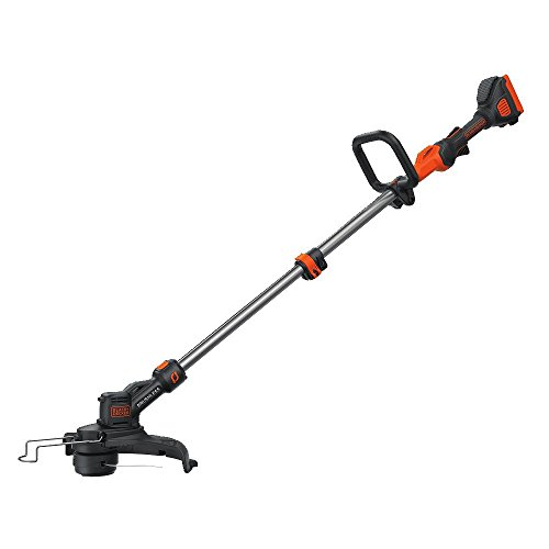Fantastic Prices! BLACK+DECKER 40V MAX String Trimmer, Tool Only, 13-Inch, Tool Only (LST540B)