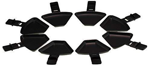 Severin 0315048 Raclette-Pfanne / Pfännchen | 8 Stück | für RG2681 Raclette