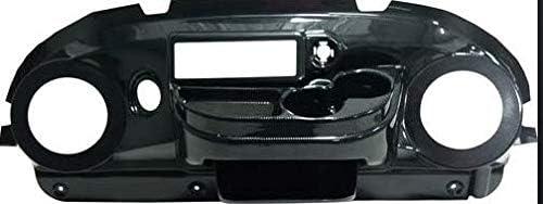 Performance Plus Carts Club CAR Precedent Dash Carbon Fiber