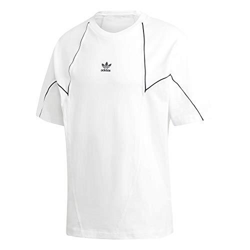 adidas Originals T-Shirt Manches Courtes Big Trefoil Abstract