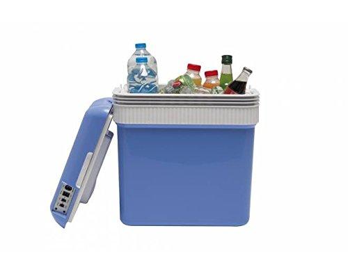 Sumex 2818012Kühlbox elektrisch Frio/CALOR für Auto, Boot, Camping und Zuhause 12V/230V, 24l