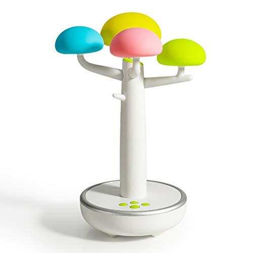 H/L Wishing Tree licht voor bluetooth-luidspreker, Tocco La nachtlampje, prinsessin A afstand thuis, intelligente oplading via USB, subwoofer kleine tafellamp voor meisjes Fa Desiderio