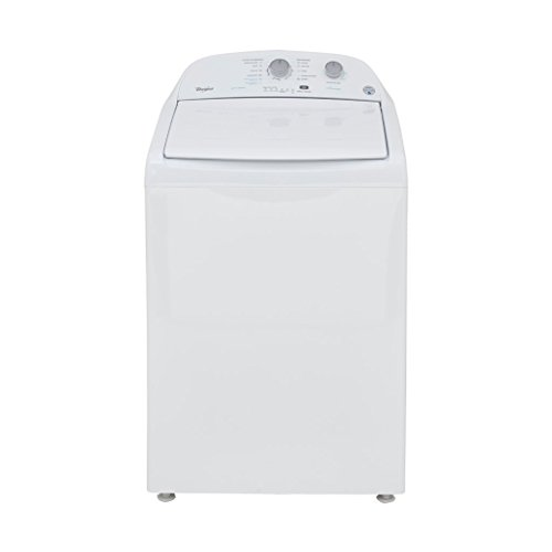 Whirpool 8MWTW-1701EQ Lavadora Carga Superior, Color Blanco