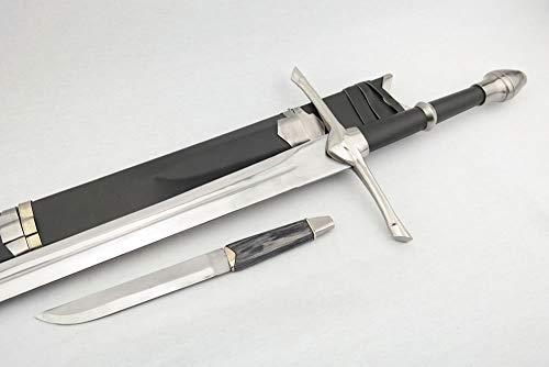 dragonreborn LOTRHerr der Ringe - Ranger Schwert von Streicher(Ranger Sword) (in Einer Scheide) - 112cm