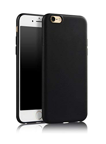 SDTEK Case For iPhone 6s (Black) Slim Matte Cover Premium...
