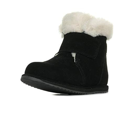 EMU Australia Sommers Kids Wool Waterproof Boots Size 1 EMU Boots Black