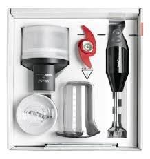 bamix Minipimer Black Box MX105025-200 Watt 16/18000 U/min
