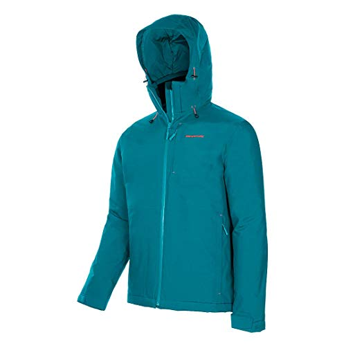Trangoworld gorzano termic vêtement, Homme XL Bleu Mer